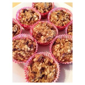bananaoatmealmuffins