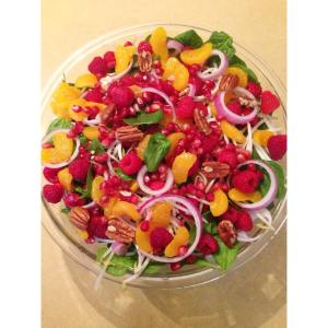 SweetSpinachSalad