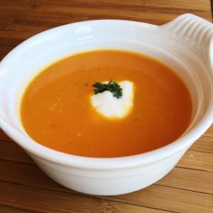 Carrot Ginger Soup 2