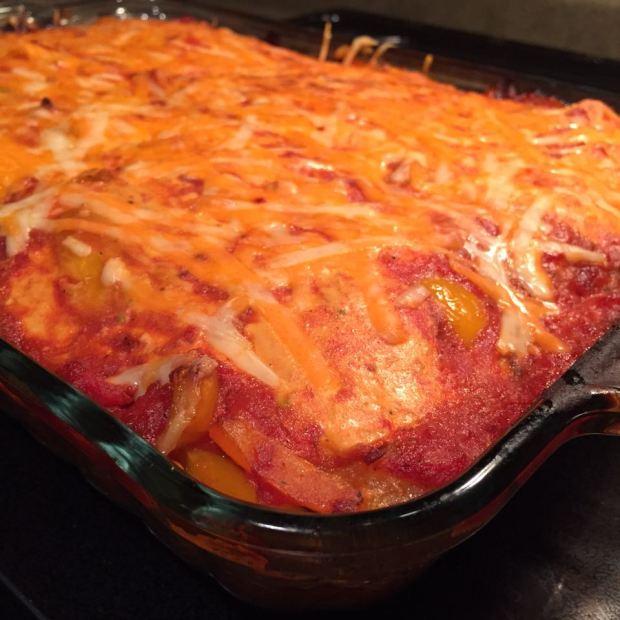 Veg Quinoa Lasagna