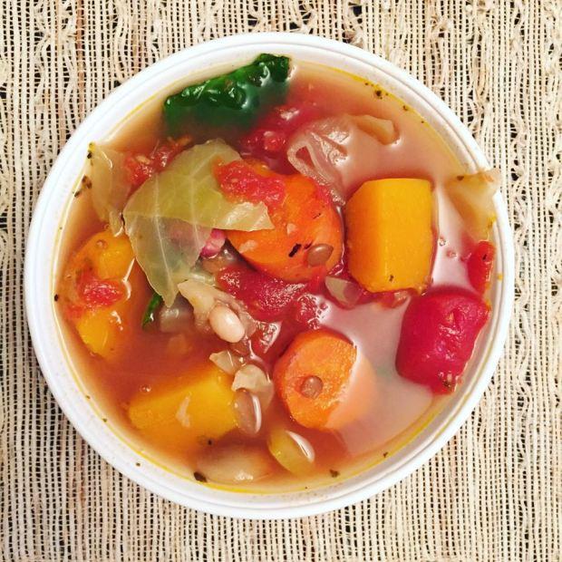 veggie 9 bean soup