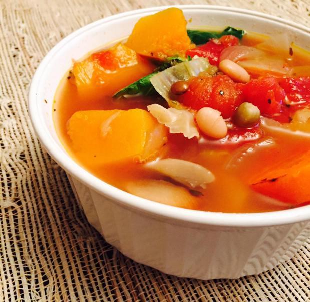 veggie 9-bean soup