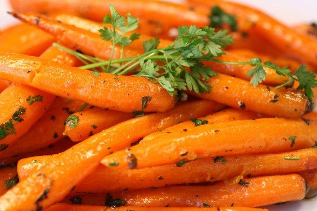 Chervil-Carrots