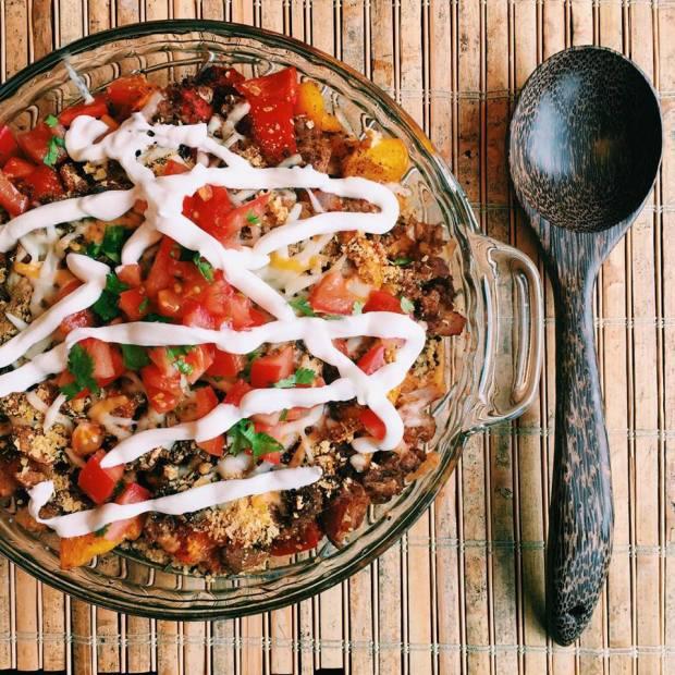 Mexi Quinoa Bake 2