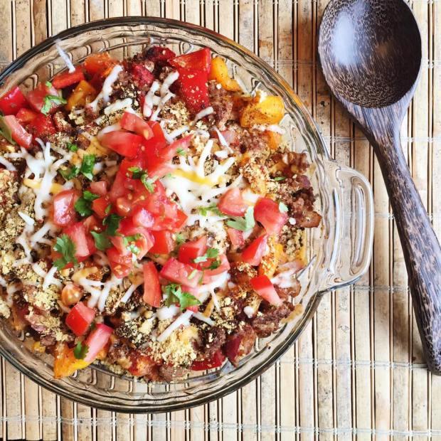 Mexi-Quinoa Bake