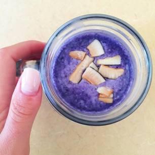 Blueberry Shake2